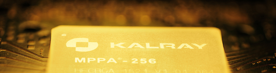 Kalray MPPA-256 Many-core Processor